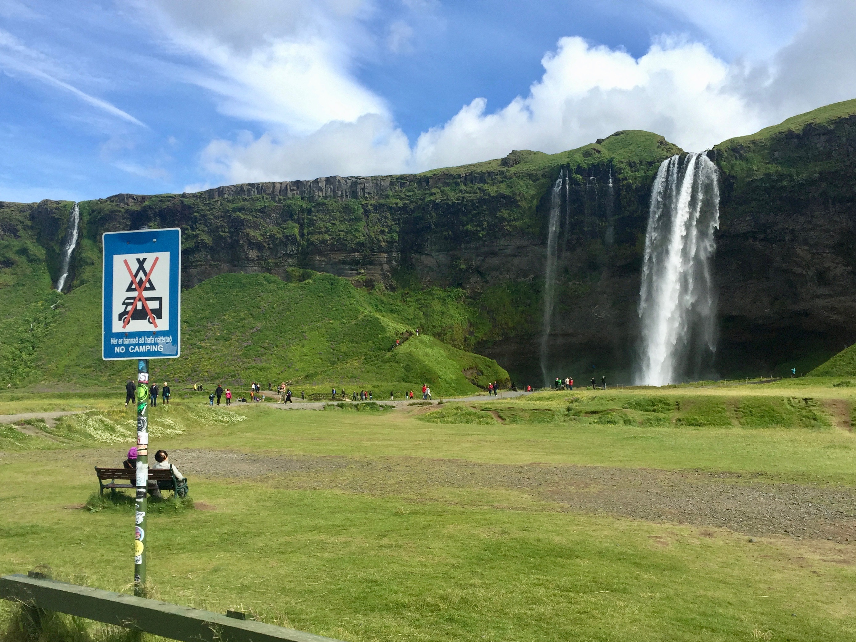 Roughing It in Iceland: Wild Camping, Campsites, and ...